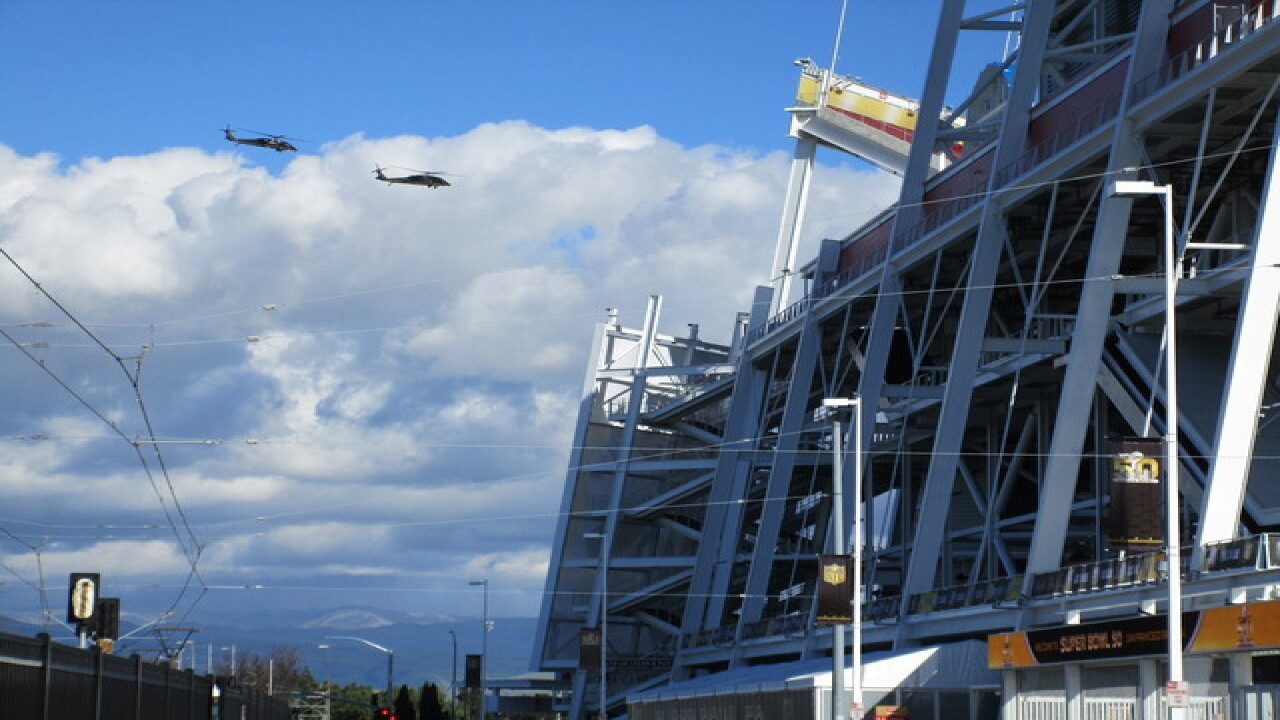 9 secrets of the Super Bowl stadium