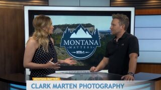 Montana Matters Interview with Clark Marten Photography