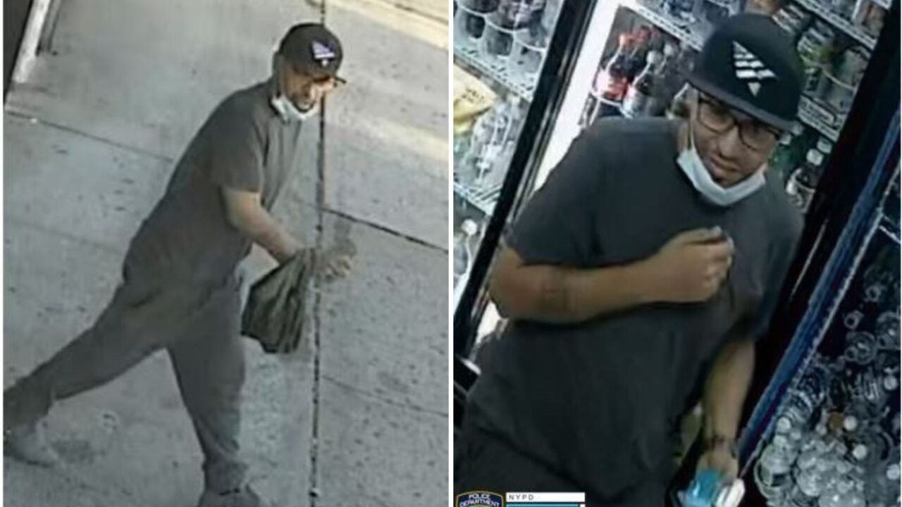 queens necklace robbery