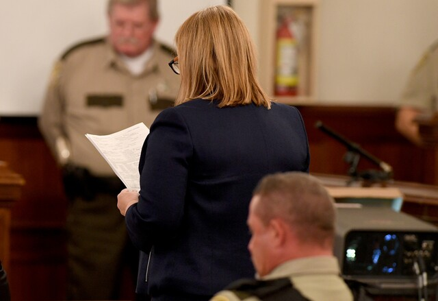 Photos: Zach Adams Sentenced To Life In Prison