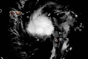 Tropical Storm Dorian to hit Puerto Rico, strengthen into hurricane before approaching Florida