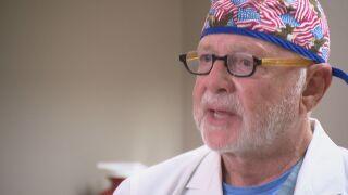 Mike Tabor, 9/11 Dentist