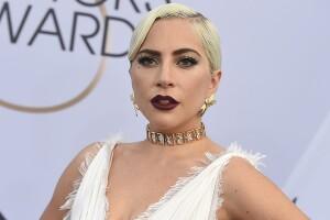 Lady Gaga SAG Awards