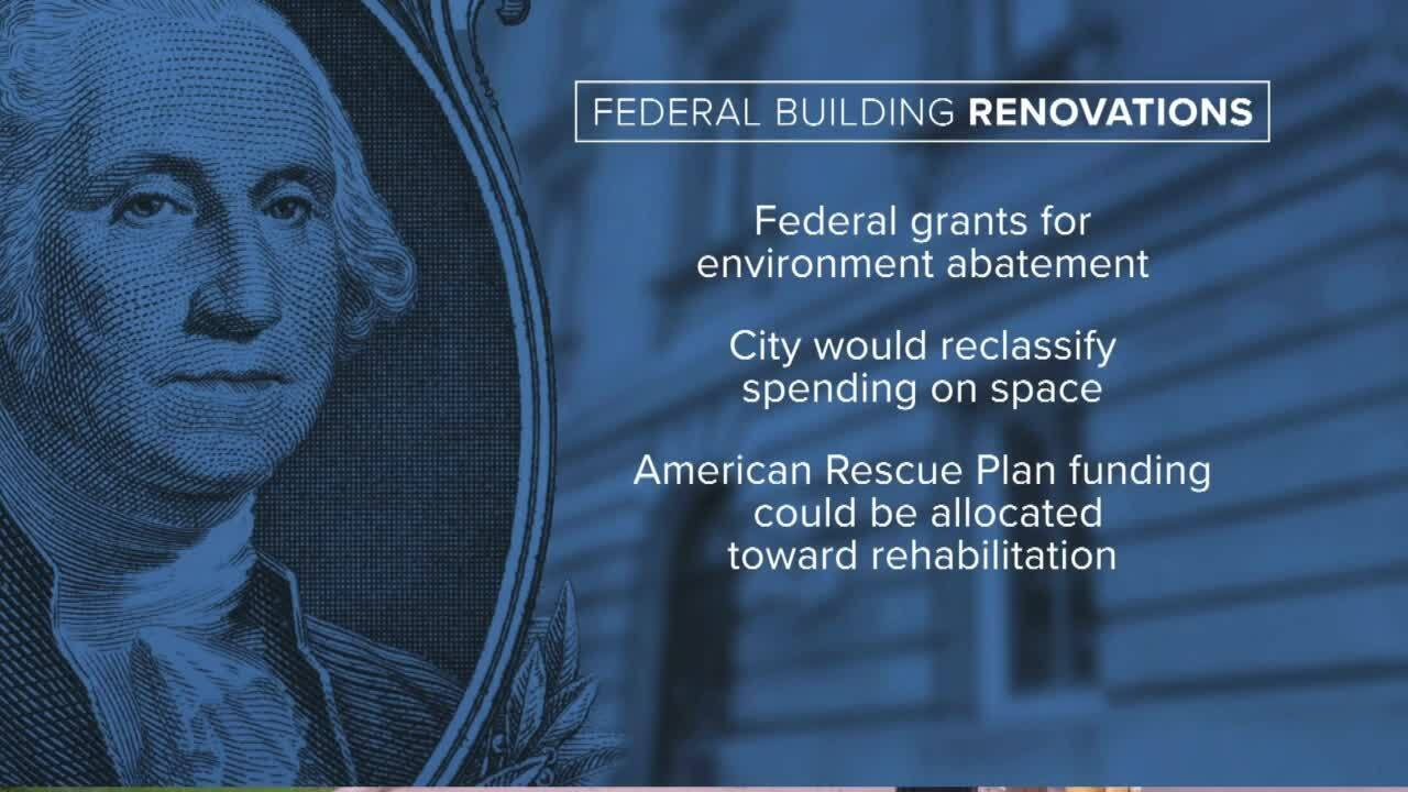 Federal Building Purchase
