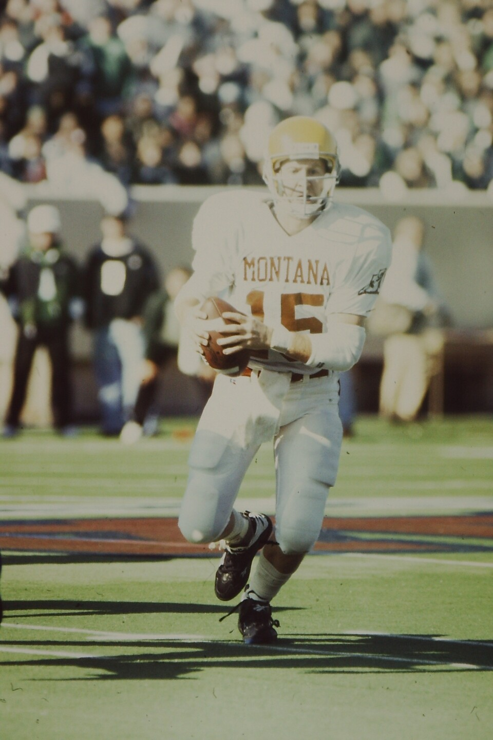 1995 Montana vs. Marshall NCAA Division I-AA national championship game