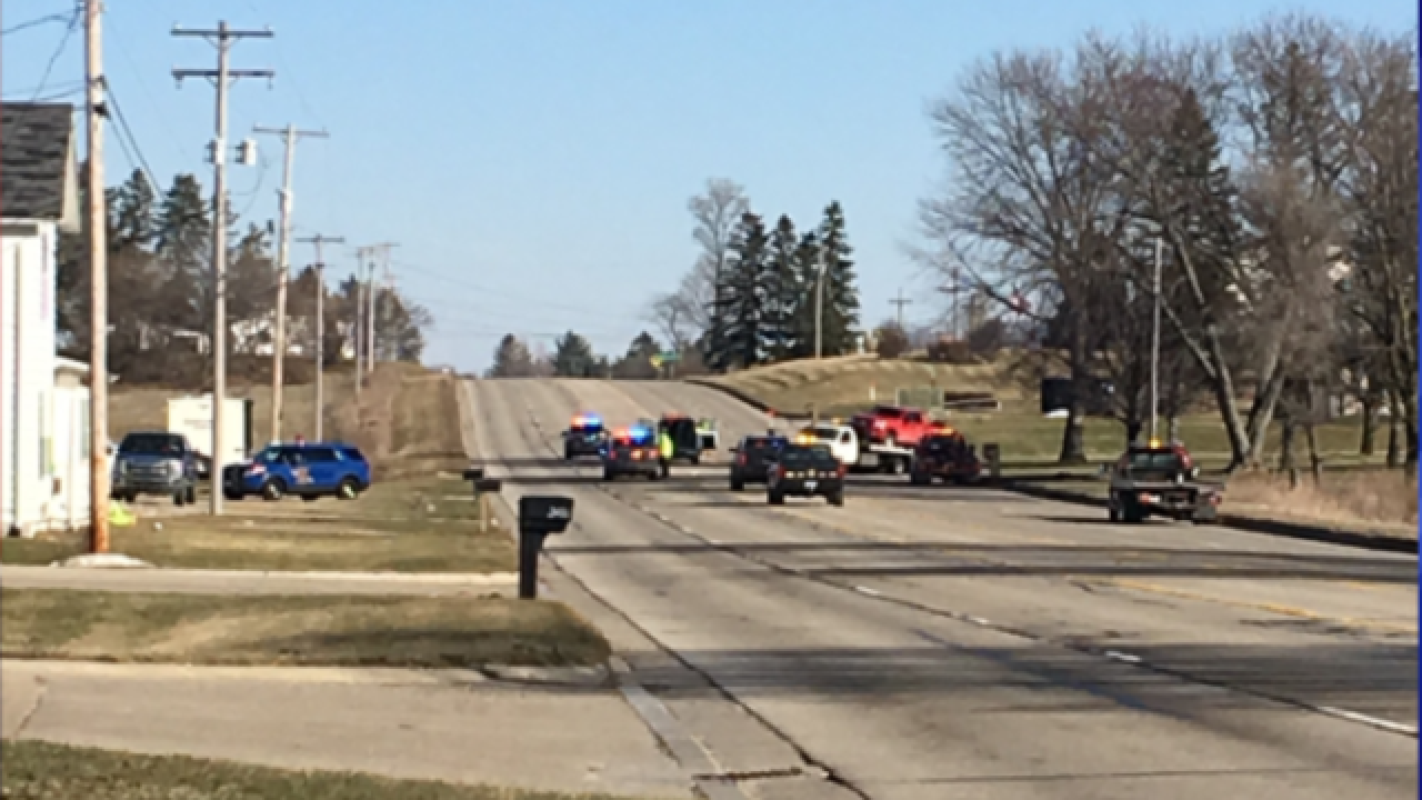 Man's name released in fatal accident from Friday