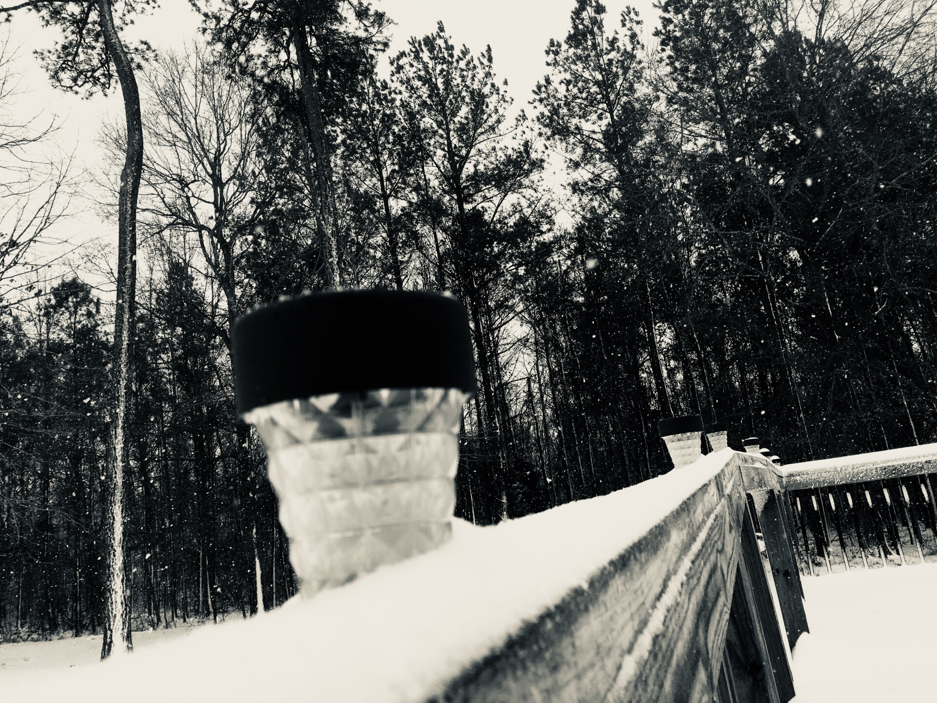 Photos: Share your photos from the second local snow of 2018