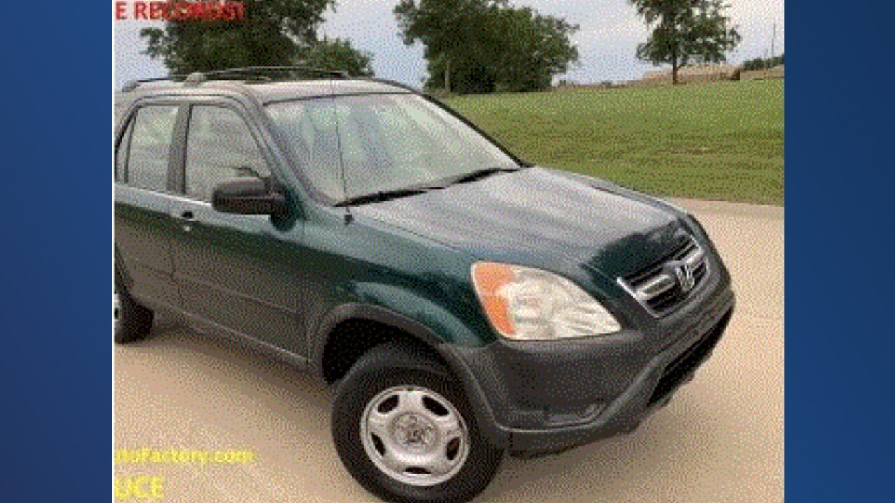 CRV driven by Dickey