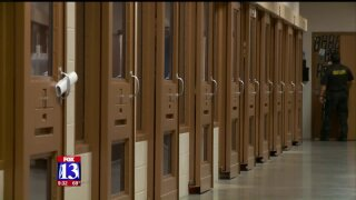 Booking restrictions lifted at Salt Lake County Jail
