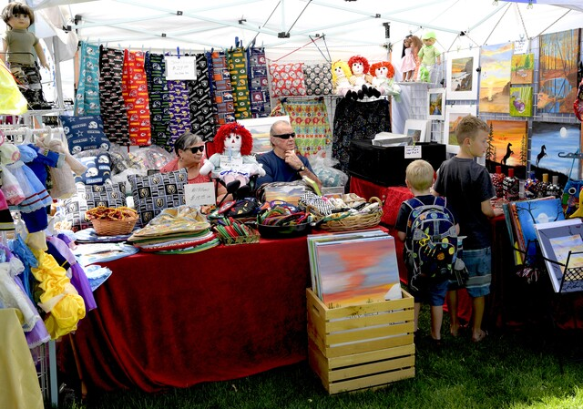 PHOTOS: 41st annual Spring Jamboree in Boulder City