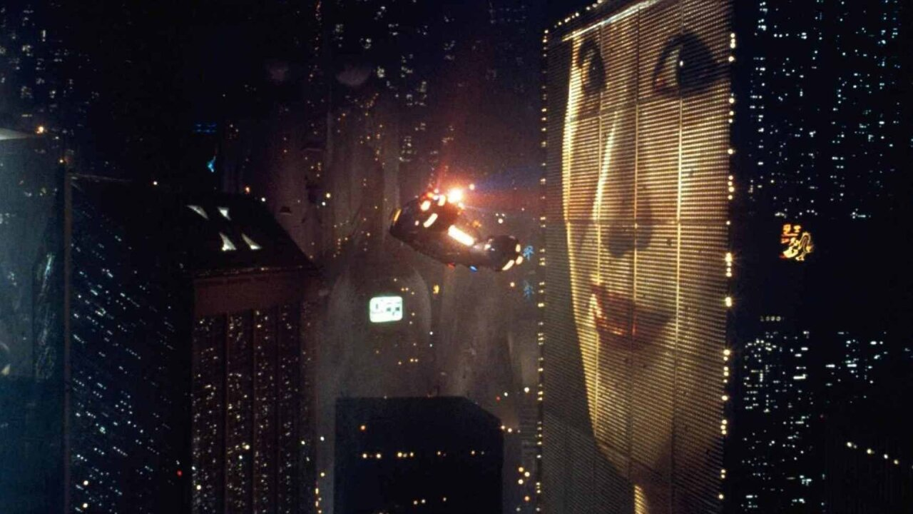 Welcome to the future: 'Blade Runner' was set this month in Los Angeles