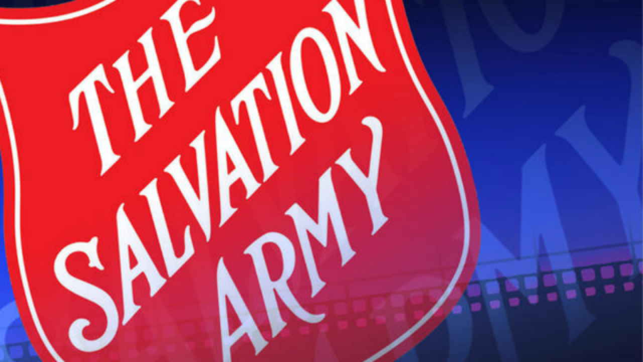 Salvation Army of Martin County prepares mobile canteen to help in Carolinas