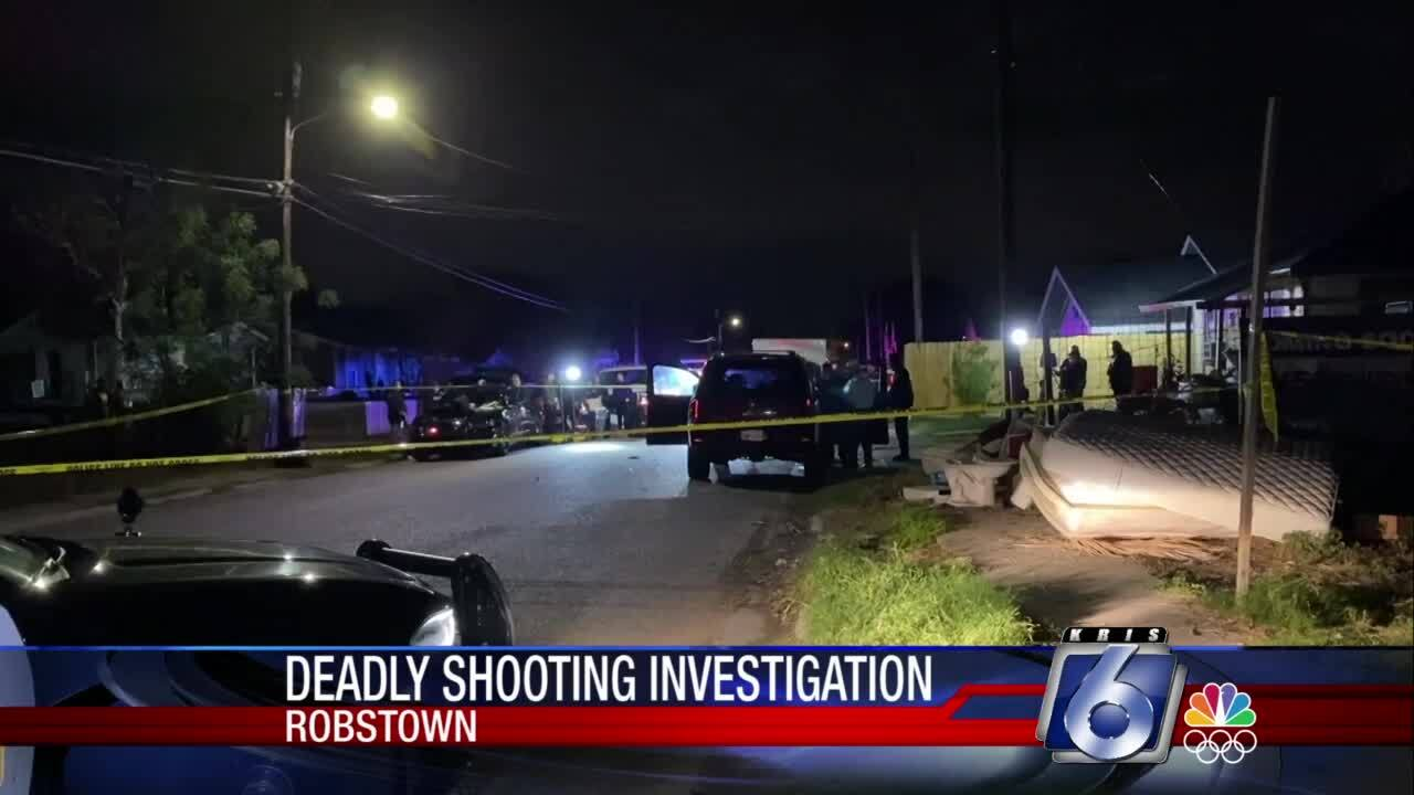 Robstown weekend shooting