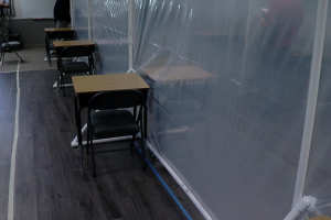 school partition