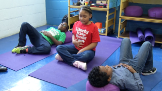 mindfulness in Baltimore city schools