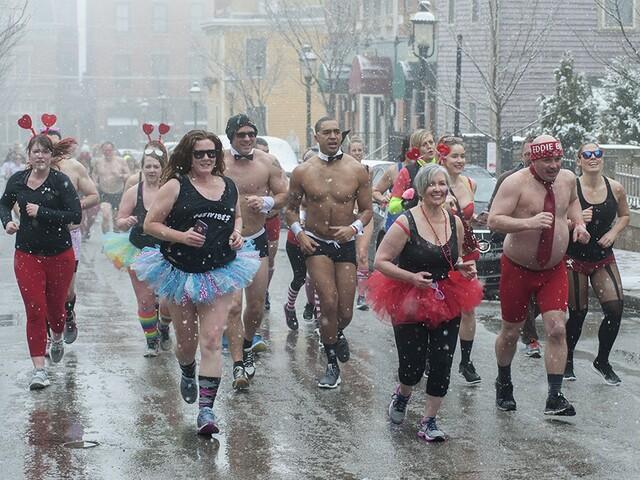 2018 Cupid's Undie Run