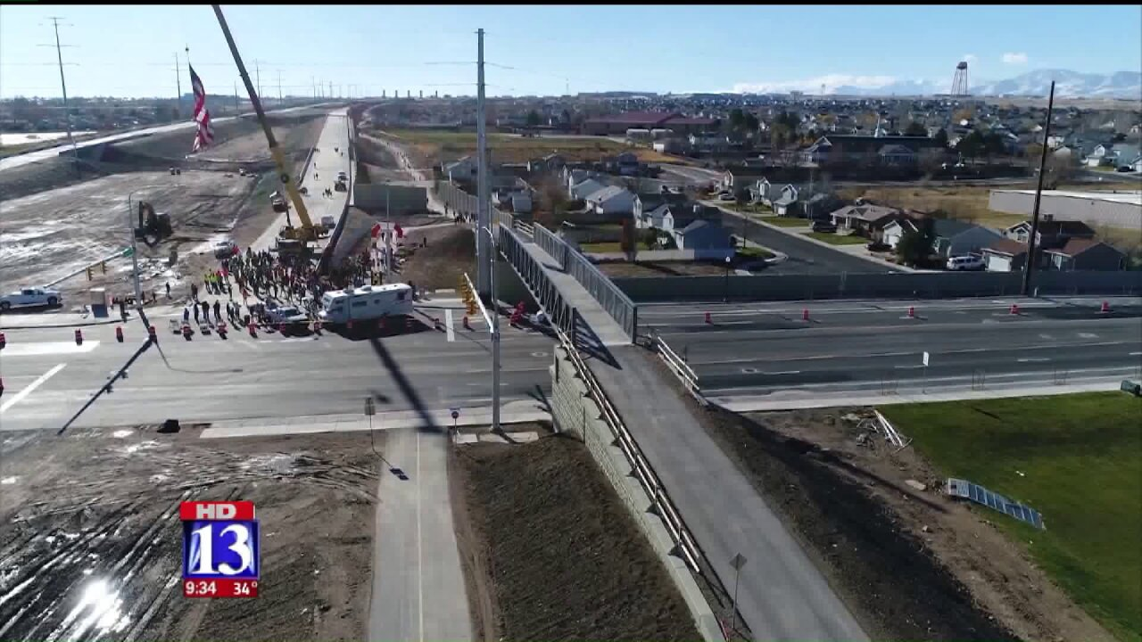 UDOT completes 2.2-mile expansion of Mountain ViewCorridor