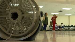Nueces County cooling center