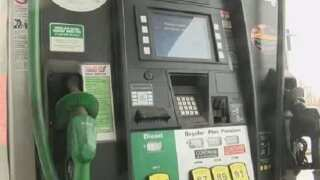 Montana gas prices fall at the pumps