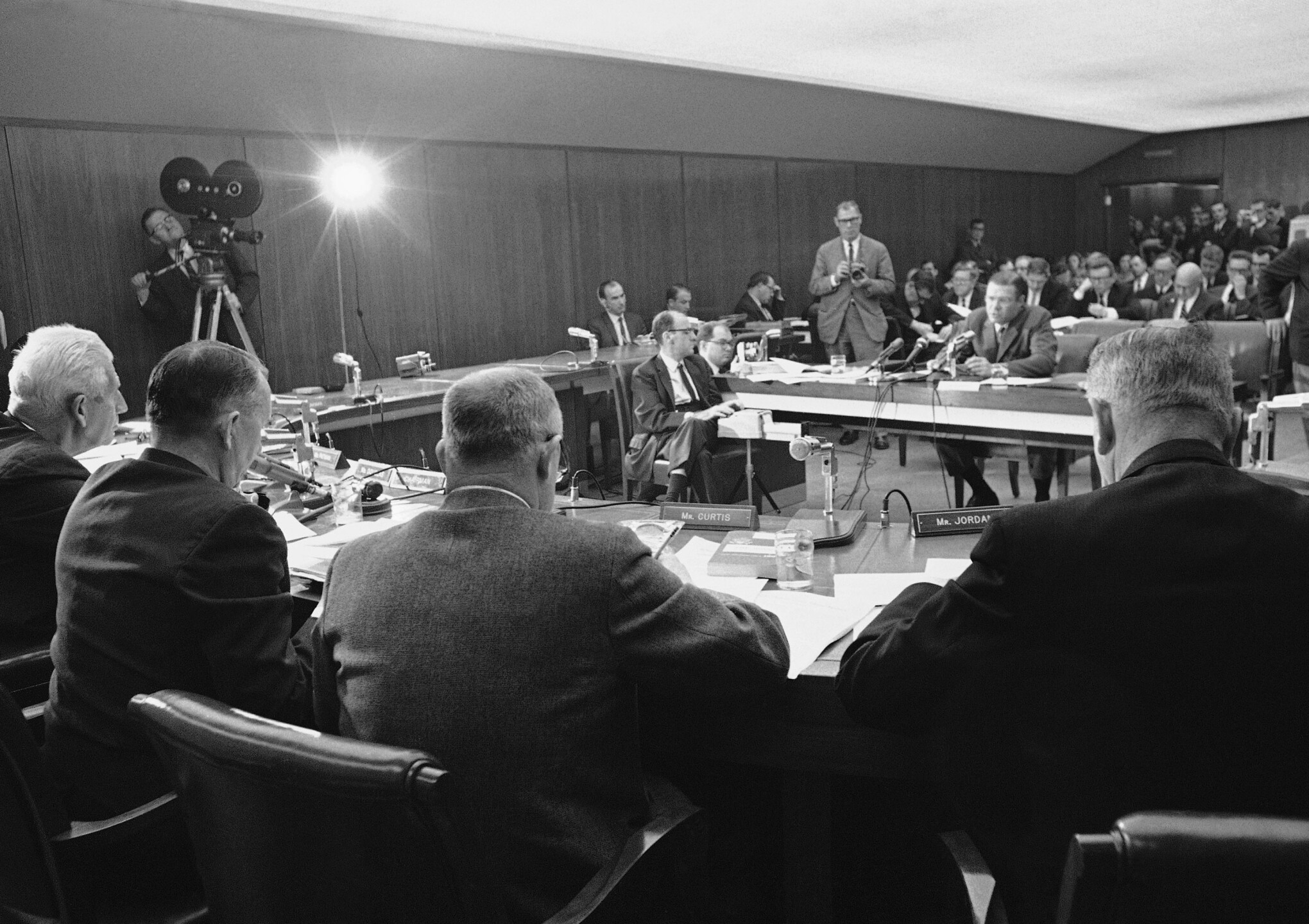 McNamara Testifies 1966