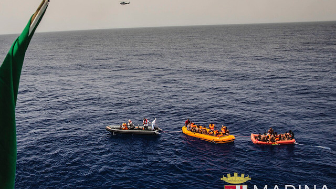 700 migrants feared dead in shipwrecks, UN says