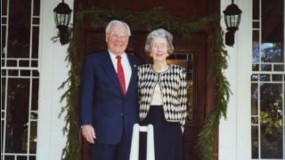 John and Charlotte Henderson