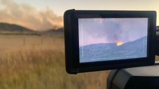 Smoke visible in Gallatin, Madison counties from fire near Sappington area