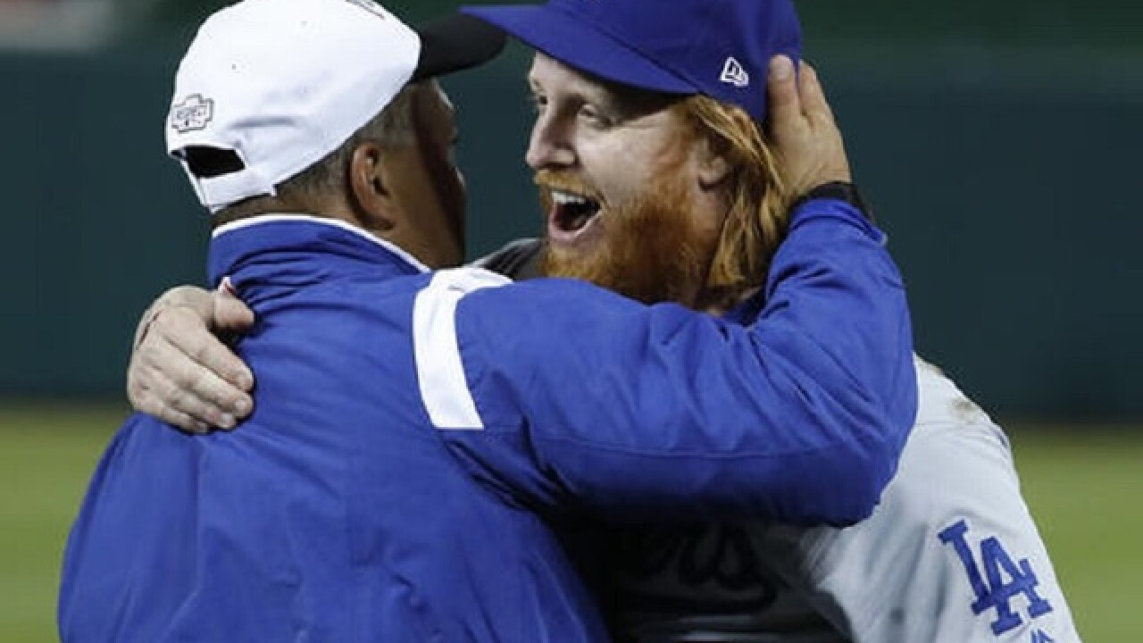 World Series: LA Dodgers top Houston Astros 3-1 in Game 1