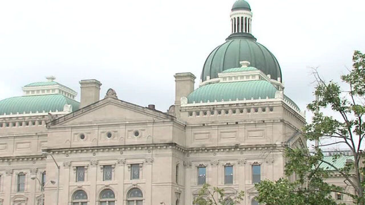 Top Indiana lawmakers discussing issues for upcoming session