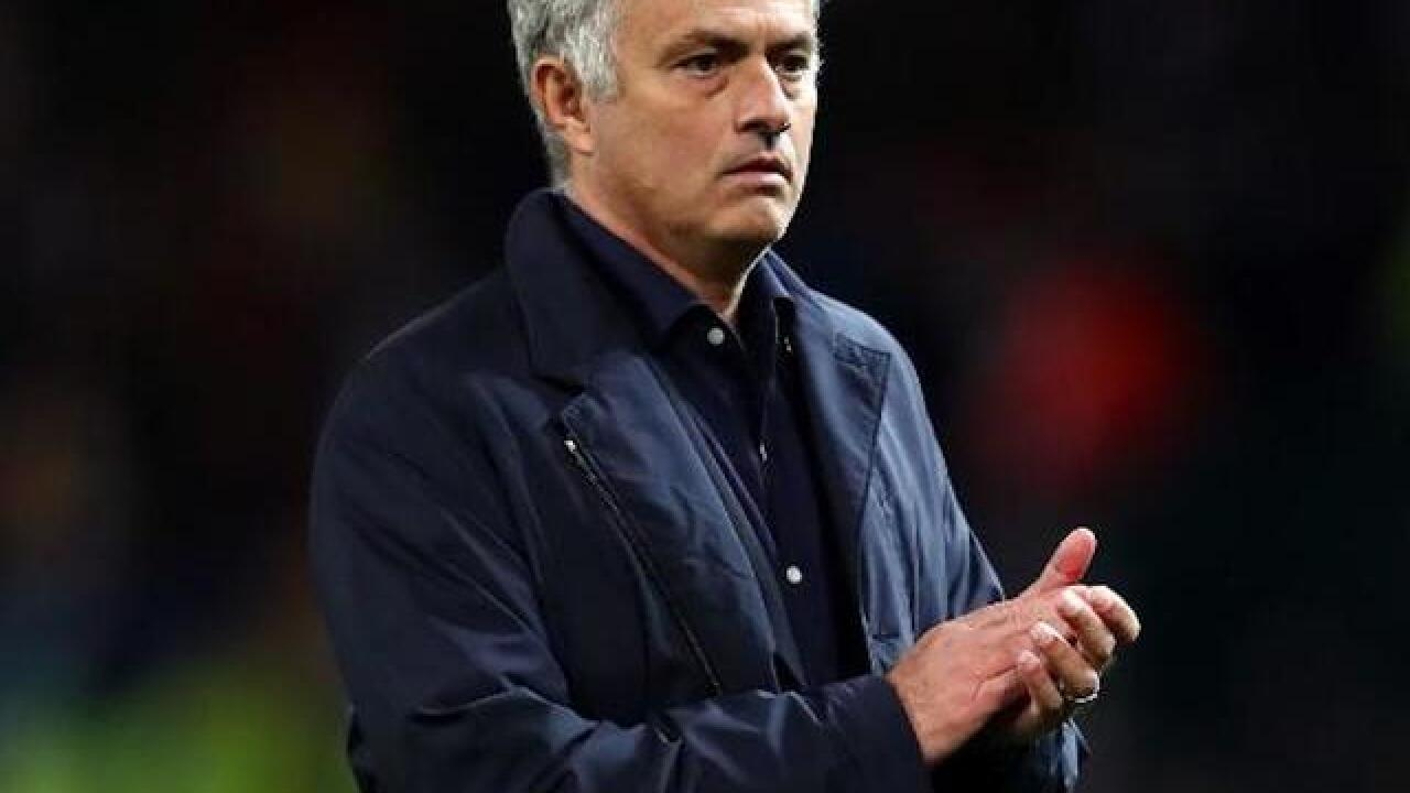 Manchester United fires Jose Mourinho after worst ever Premier League start