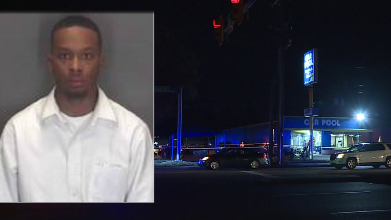 Man wanted for deadly double shooting at Henrico car wash