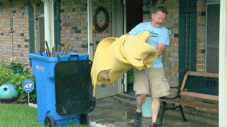 Berwick homes receive water twice in six weeks
