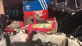 Shoe donations for Haitians