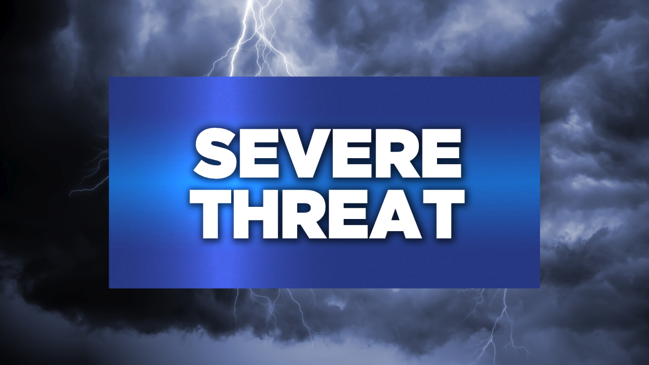 First Warning Forecast: Tracking the threat of severe storms this evening