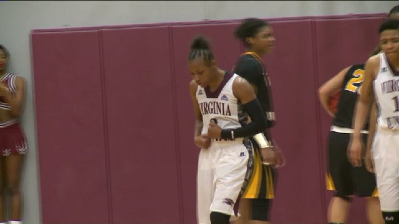 Lady Panthers win first regional title since1984