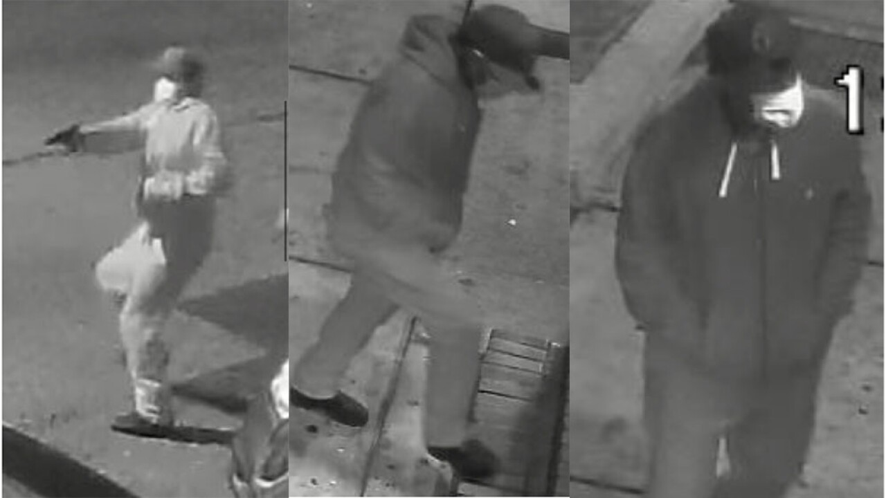 Baltimore Police looking for suspects involved in December murder.jpg