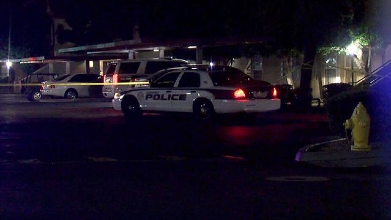 PD: Juvenile critical after Glendale shooting