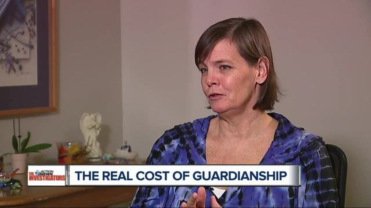 Metro Detroit mom says guardians took everything