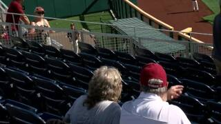 Arkansas Couple Celebrates Anniversary at CWS