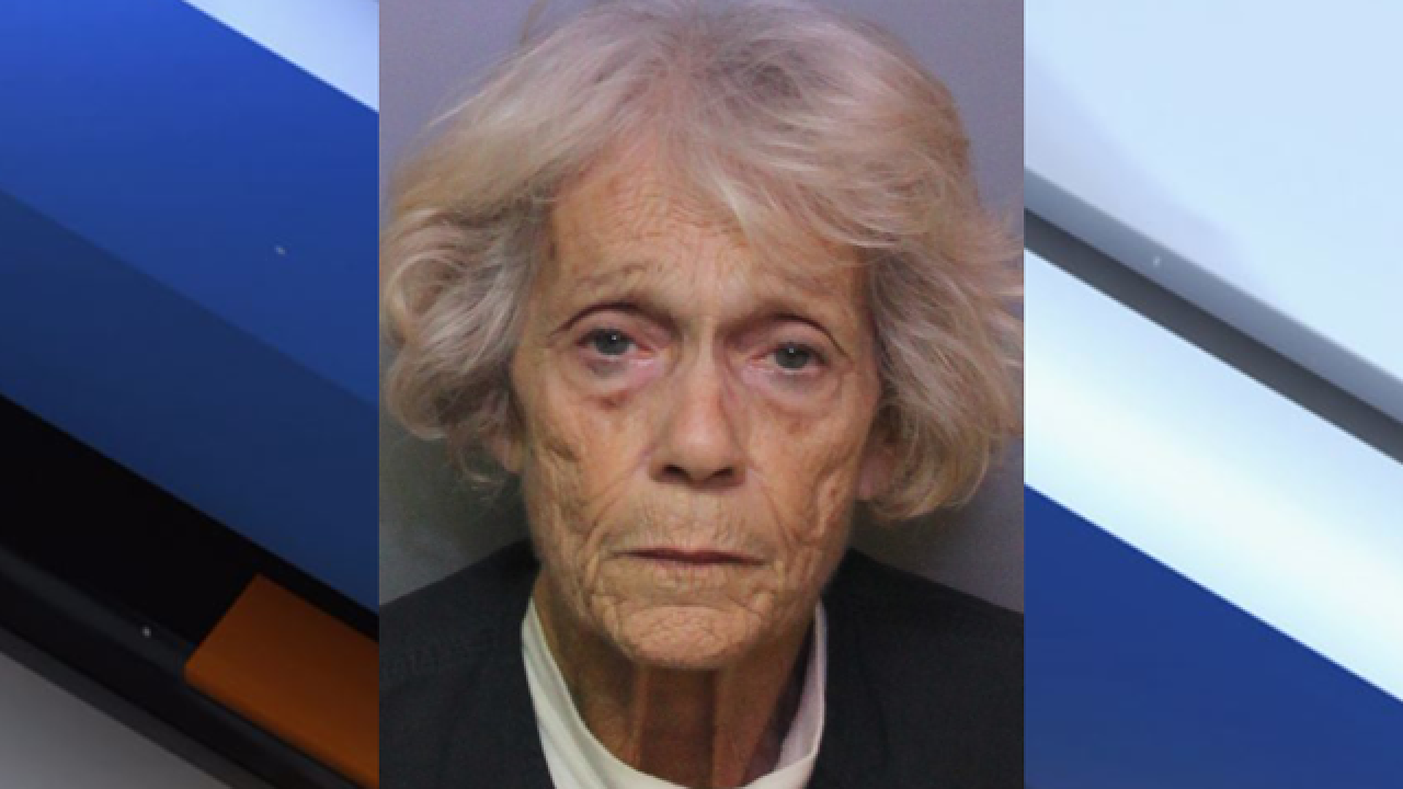 Florida woman brings meth to doctor's office to have it tested, admits to using for a month