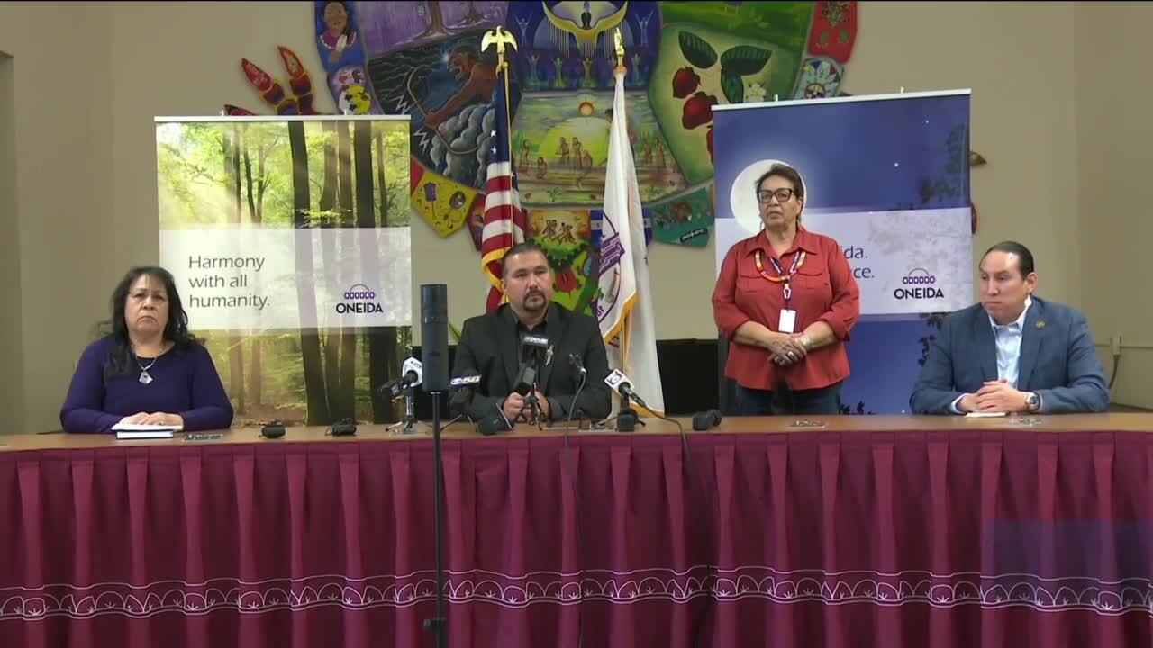 Oneida Nation discusses shooting impact