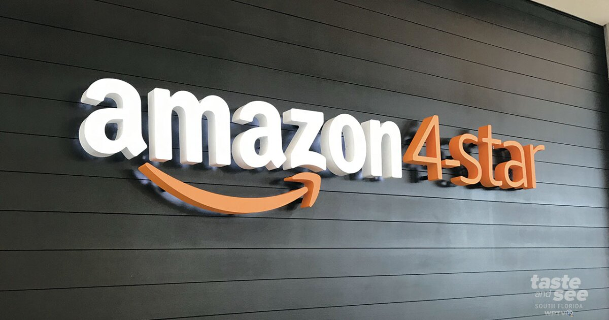 Florida's first Amazon 4-star opens in Palm Beach Gardens  image