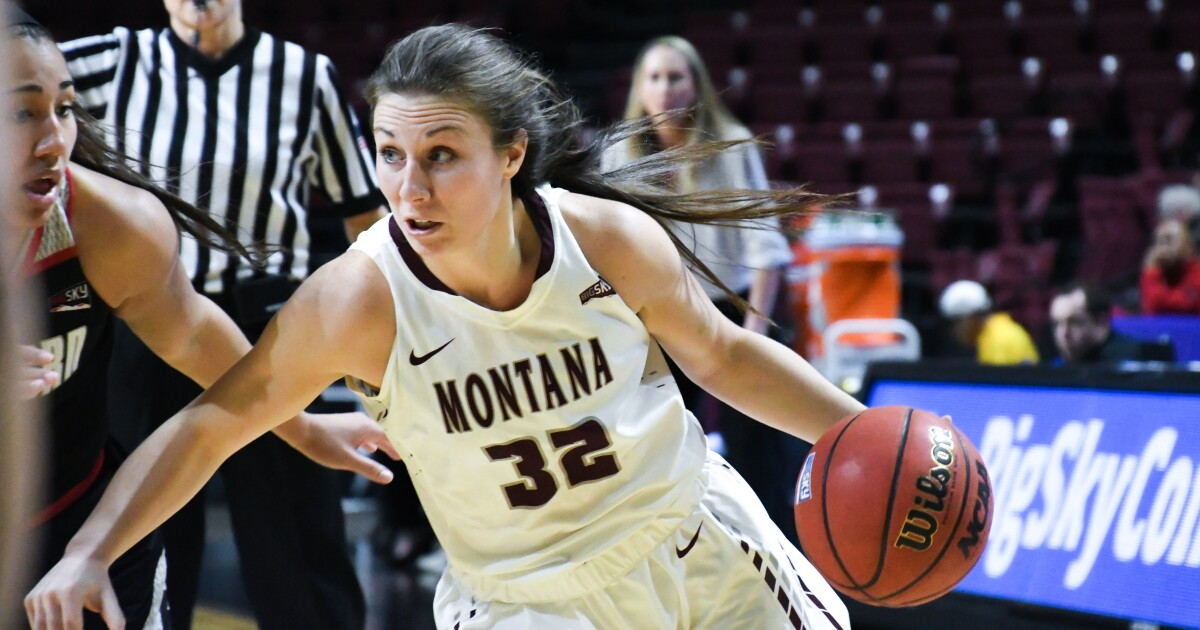 Montana Lady Griz fighting for a bye down the stretch