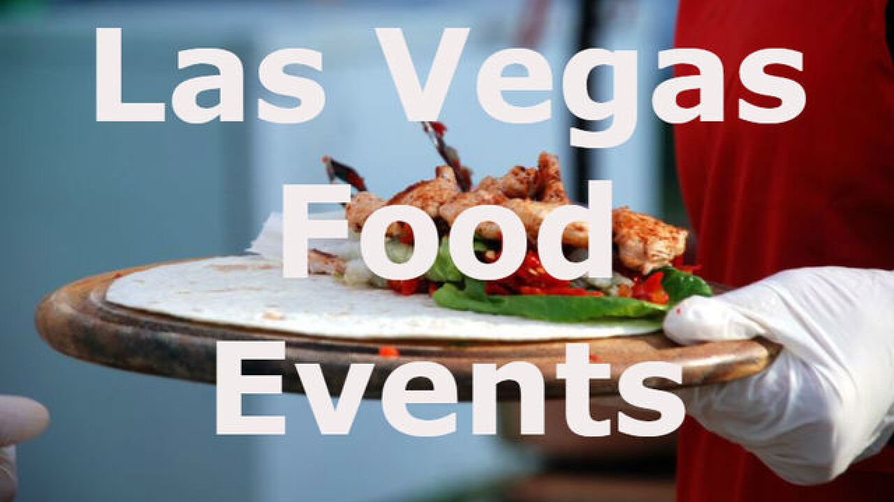 List of food events happening in Las Vegas | 2018