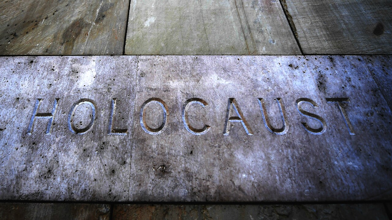 Principal reassigned after writing that he couldn't say the Holocaust was 'a factual, historical event'