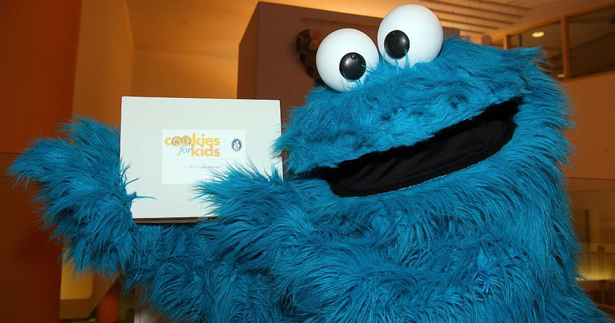 Who is Cookie Monster's favorite quarterback?
