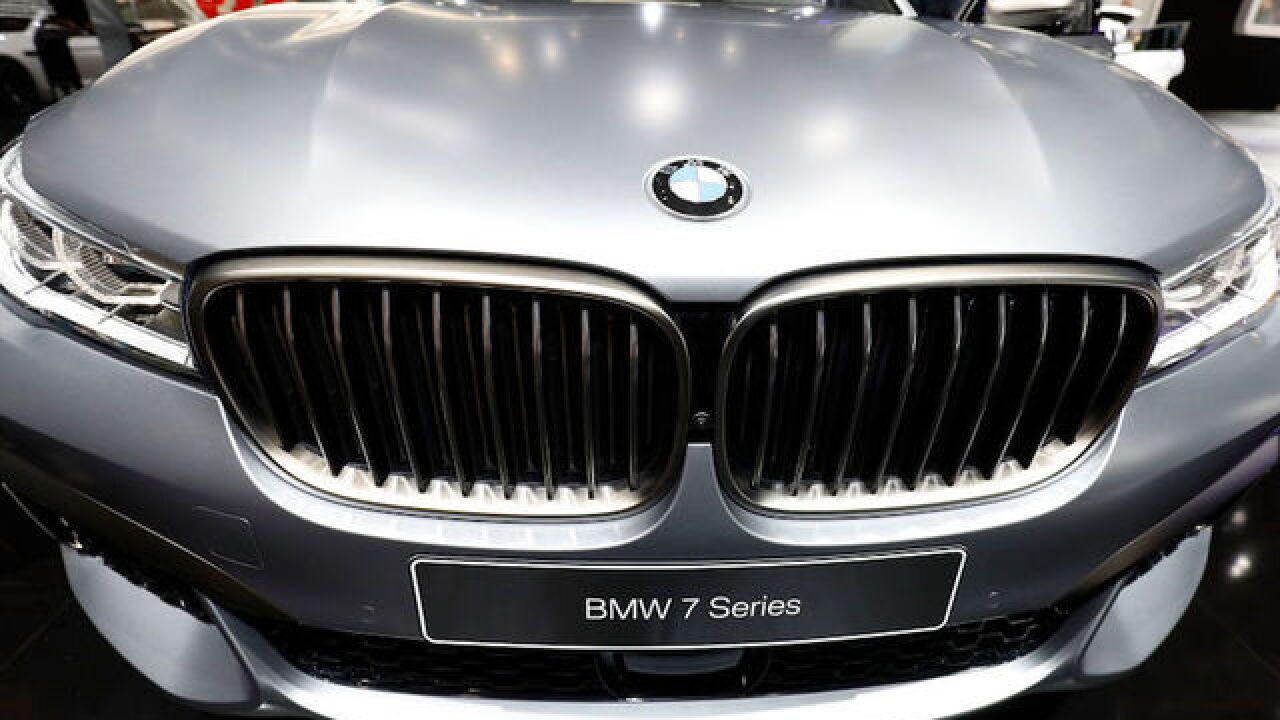 South Korea is banning thousands of BMWs after engine fires