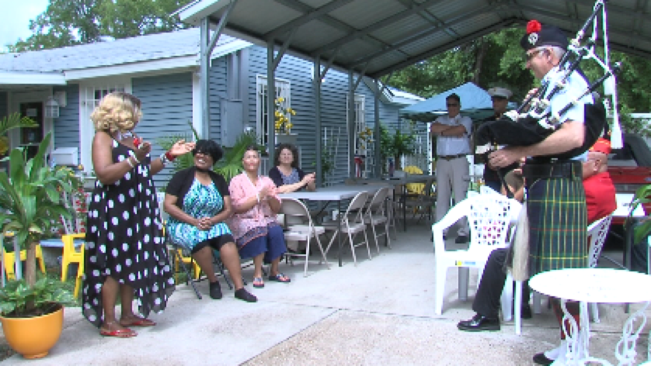 Waco woman opens home to veterans on anniversary of 9/11