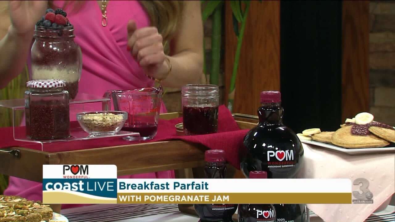 Hassle free and healthy breakfast and snack ideas on CoastLive