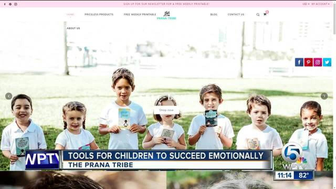 Prana Tribe offers children tools to be successful